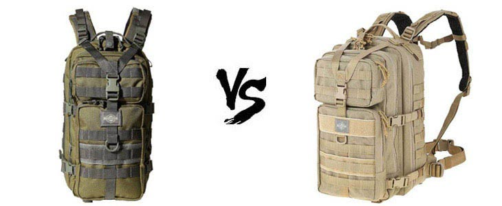 Maxpedition Falcon 2 Vs Falcon 3