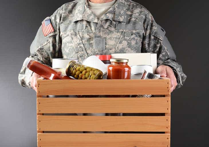 Military-ready-to-eat-food