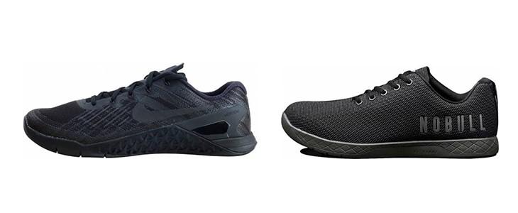 NOBULL vs. Nike Metcon 3