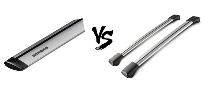Yakima Jetstream vs Whispbar