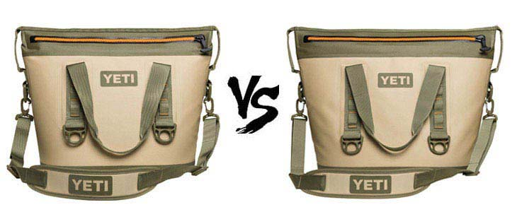Yeti Hopper 20 Vs 30