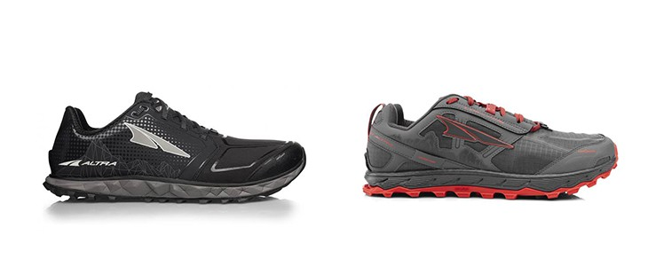 altra superior vs lone peak