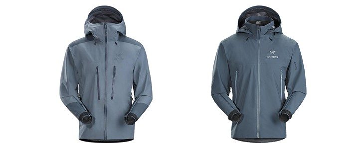 arcteryx alpha vs beta