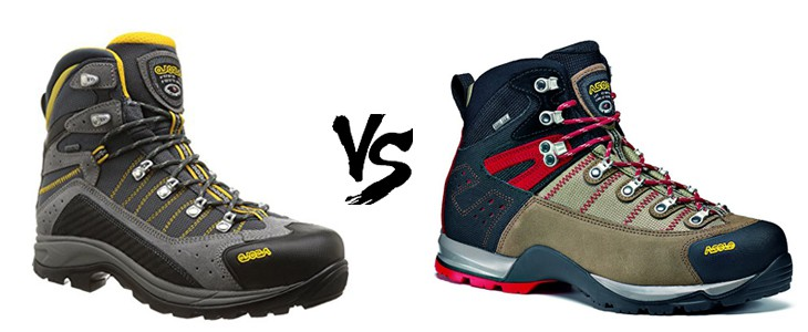 asolo drifter vs fugitive