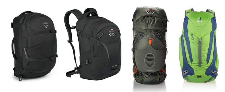 best backpacks for bad backs