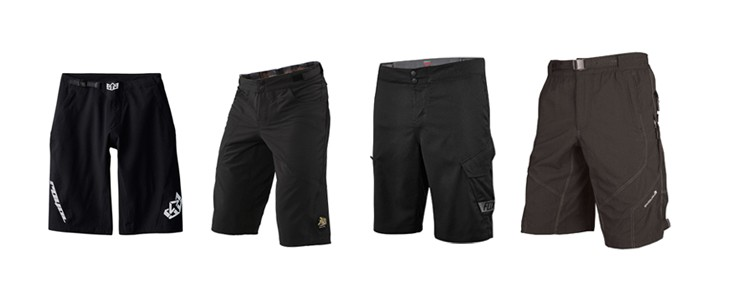 best padded mountain bike shorts