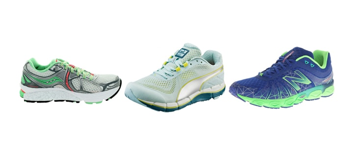 best running shoes for knee and hip pain
