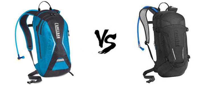 Camelbak MULE Vs Blowfish