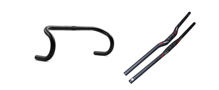 drop bar vs flat bar