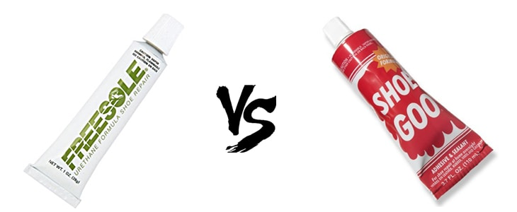 freesole vs shoe goo