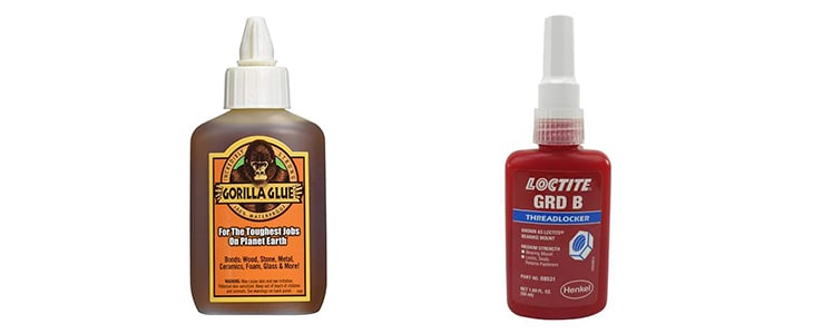 gorilla glue vs Loctite