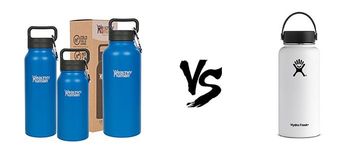 healthy human vs hydro flask