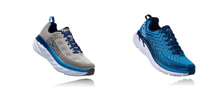 hoka bondi vs Clifton