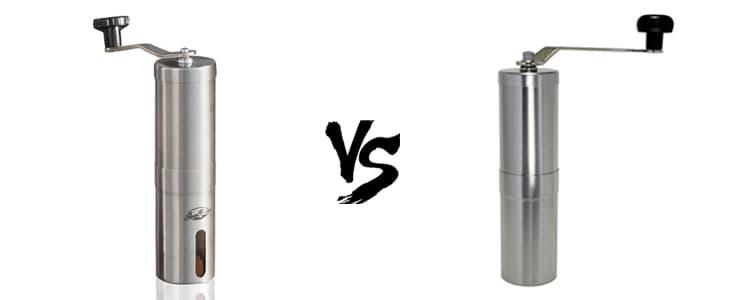 javapresse vs porlex