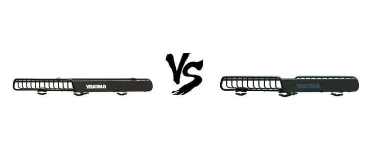 yakima megawarrior vs loadwarrior