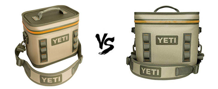Yeti Hopper Flip 8 vs 12