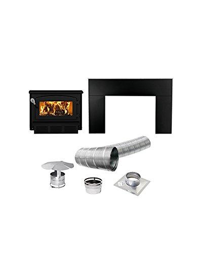Drolet-EPA-Certified-Escape-Fireplace-Metallic