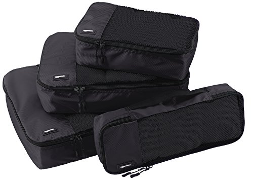AmazonBasics-4-Piece-Packing-Cube-Set